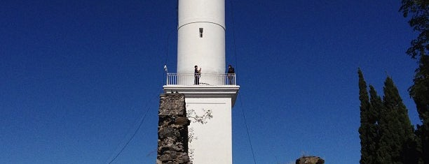Faro de Colonia is one of Uruguay.