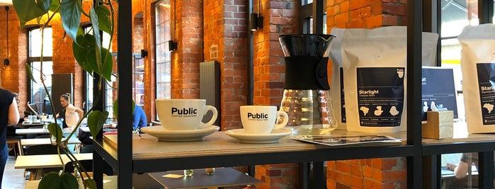 Public Coffee Roasters is one of Nam Vam Coffee.