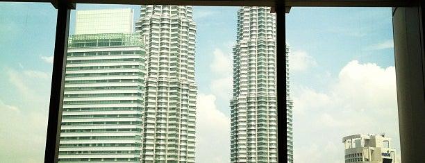 Grand Hyatt Kuala Lumpur is one of Kuala Lumpur.