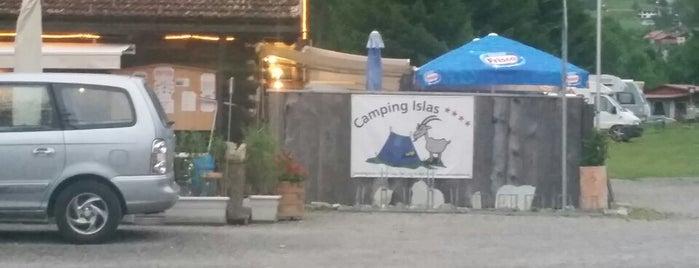 Camping Islas is one of Orte, die Andreas gefallen.