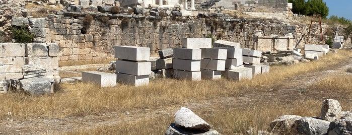 Rhodiapolis Antik Kenti is one of Mahide'nin Beğendiği Mekanlar.