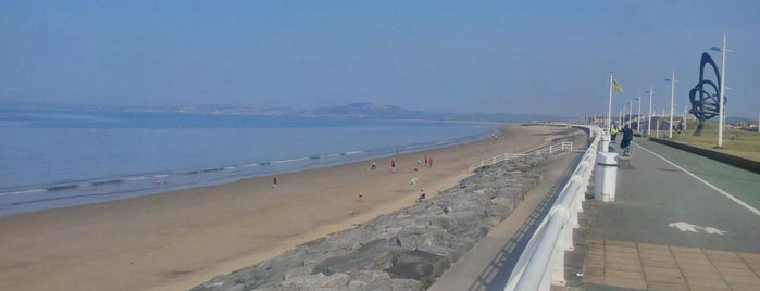 Aberavon Beach is one of Henryさんのお気に入りスポット.