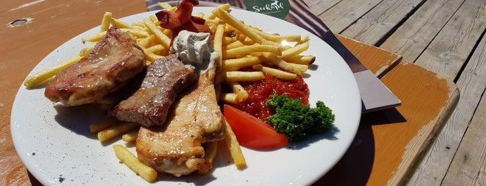Bergrestaurant  Seekopf is one of Tim's Favorite Restaurants & Bars around The Globe.