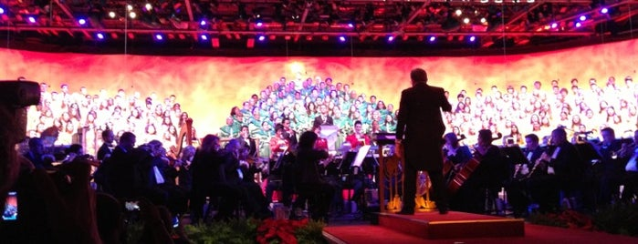 Candlelight Processional is one of Orlando's Best Performing Arts - 2012.
