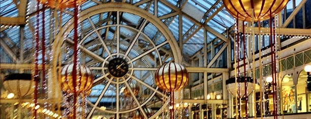 St Stephen's Green Shopping Centre is one of The Ultimate Guide to Dublin.