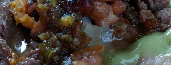 "Tacos estilo Sonora ""El Mezquite "" is one of Marimar 님이 좋아한 장소."