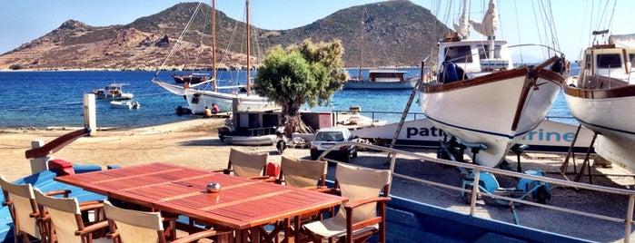 Tarsanas is one of Greek Food Hangouts.