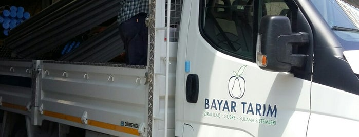 Haser LTD. ŞTİ. Adoprofil Bayii is one of Lieux qui ont plu à Eser.