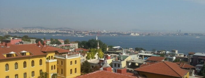 Seven Hills is one of Istanbul places to visit.