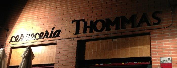 Bar Tomás is one of Madrid y sus bravas.