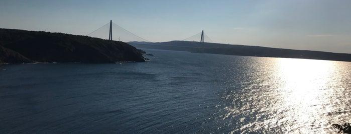 Anadolu Feneri is one of açık hava.