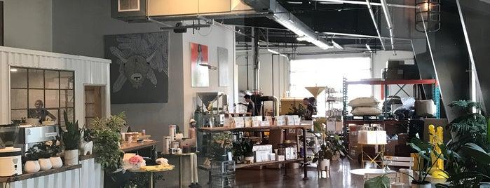 Brio Coffeeworks is one of Burlington.