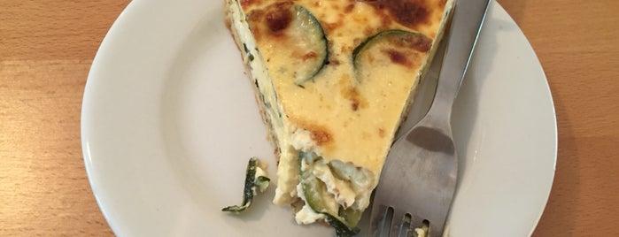 Myrthe is one of Healthy & Veggie Food in Paris.