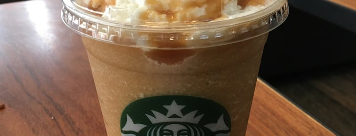 Starbucks is one of Ricardoさんのお気に入りスポット.