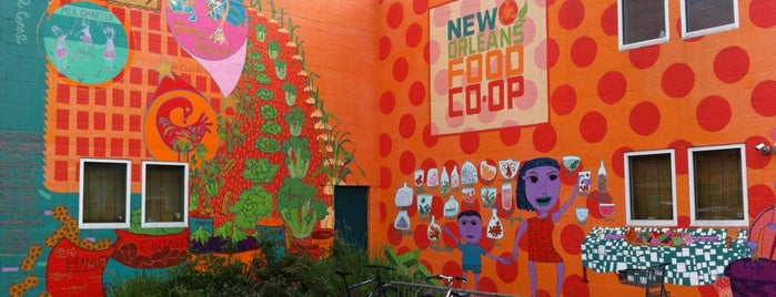 New Orleans Food Co-op is one of Eat. Play. Live..