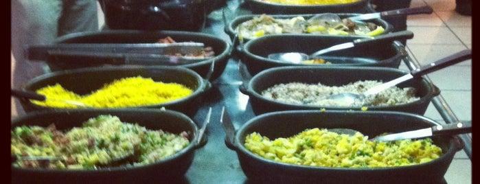 Pilão Mineiro is one of Restaurantes.