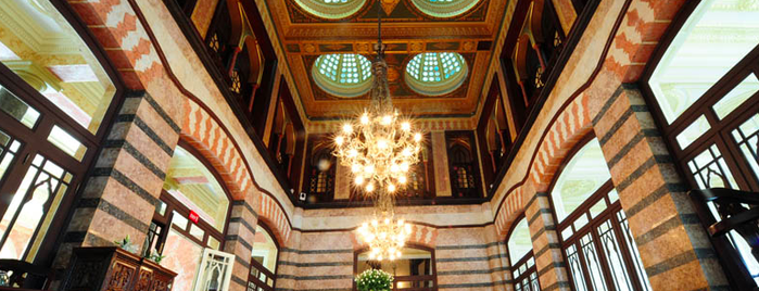 Pera Palace Hotel Jumeirah is one of International: Hotels.