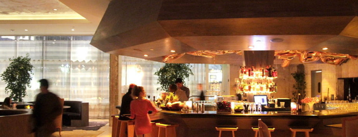 The LINE Hotel is one of The Best Hotel Bars in Los Angeles.