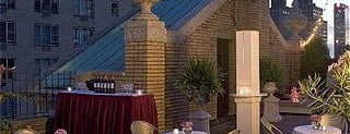 Shelburne Hotel & Suites by Affinia is one of The Best Hotel Rooftops in NYC.