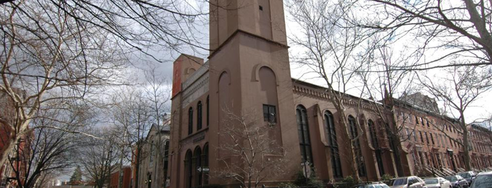 Kane Street Synagogue is one of Leahさんのお気に入りスポット.