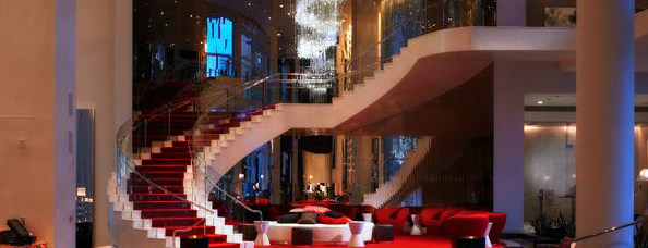 Living Room Bar is one of The Best Hotel Bars in Los Angeles.