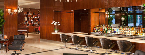 Mr. C Beverly Hills is one of The Best Hotel Bars in Los Angeles.