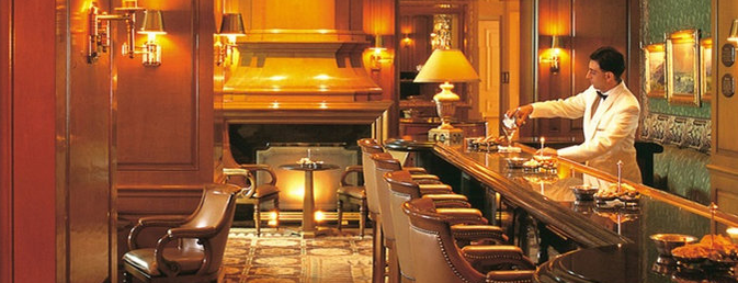 The Club Bar @ The Peninsula Hotel Beverly Hills is one of The Best Hotel Bars in Los Angeles.