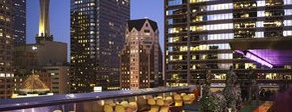The Standard, Downtown LA is one of The Best Hotel Bars in Los Angeles.