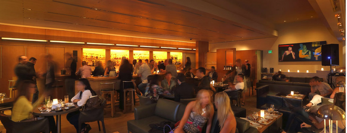 CUT by Wolfgang Puck is one of The Best Hotel Bars in Los Angeles.
