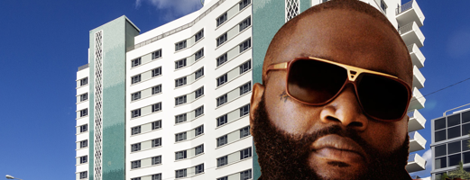 Eden Roc Resort Miami Beach is one of Hip Hop Hospitality: The Many Hotels of Rap Lyrics.