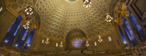 Wilshire Boulevard Temple is one of #myhints4LosAngeles.
