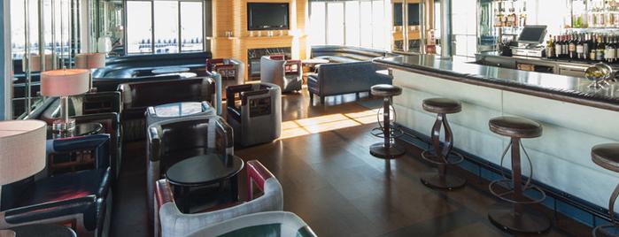 Hotel Shangri La Rooftop Bar is one of The Best Hotel Bars in Los Angeles.
