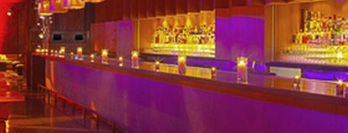 Whiskey Blue is one of The Best Hotel Bars in Los Angeles.