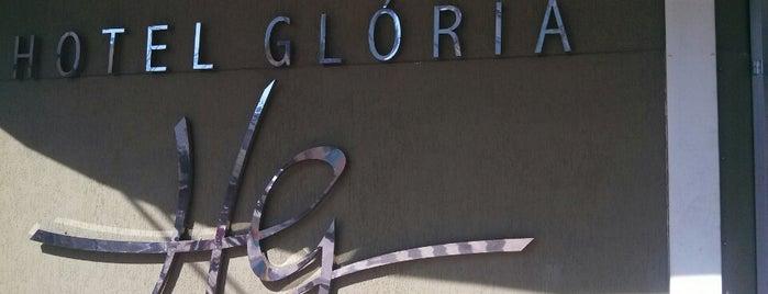 Hotel Glória is one of Lugares favoritos de Sabrina.