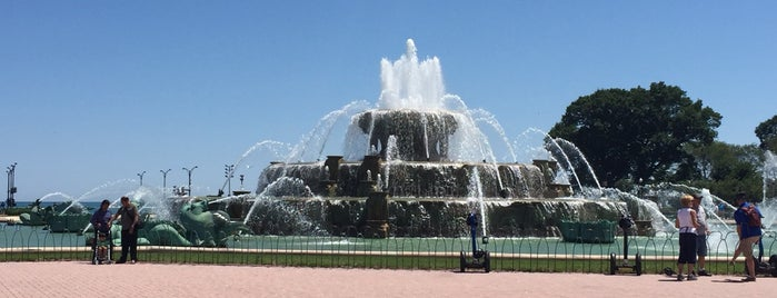 Clarence Buckingham Memorial Fountain is one of Melody 님이 좋아한 장소.