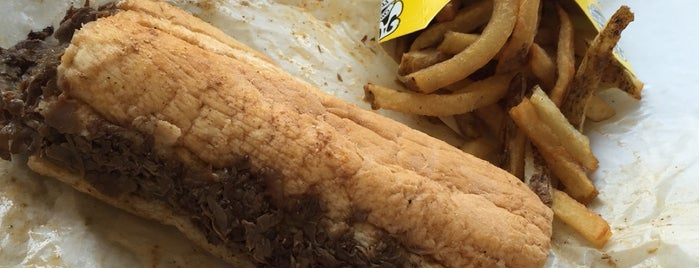 Al's #1 Italian Beef is one of Melody 님이 좋아한 장소.