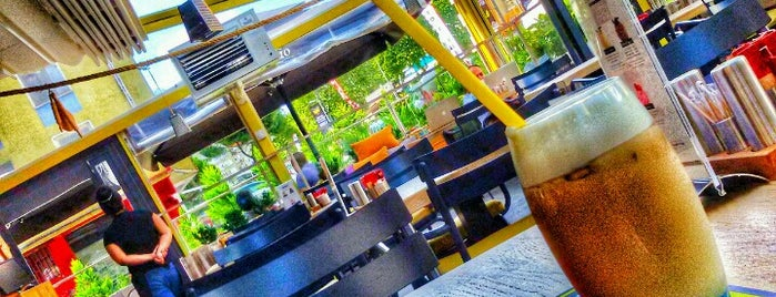 Olio Brasserie is one of İstanbul 4.