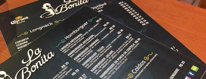 La Bonita is one of Locais curtidos por Junior.