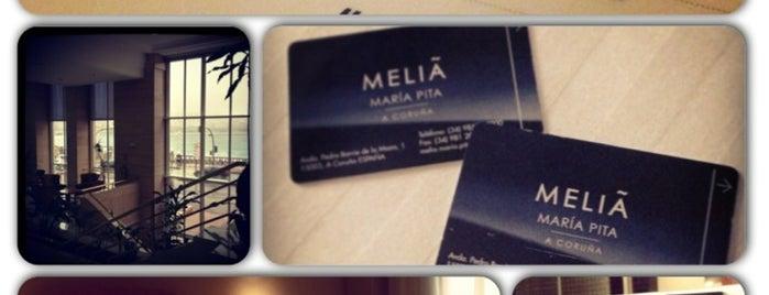 Meliá María Pita is one of Hoteles en España.