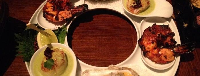Amaya Restaurant is one of My London spots....