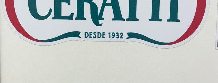 Frigorifico Ceratti S.A. is one of Empresas.