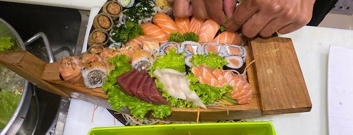 Kotay Sushi is one of Restaurantes.