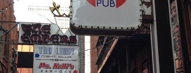 Fleet Street Pub is one of Nashville.