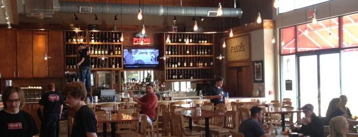 Frank's Pizza Napoletana is one of Posti che sono piaciuti a Daniel.