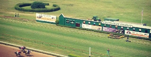 Harrah's Louisiana Downs is one of Places To Gamble Near DFW.