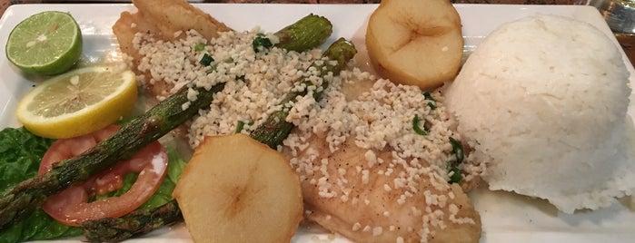 El Rocoto Restaurant is one of Locais curtidos por Jason.