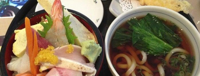 Sushi Koto is one of Locais curtidos por Jason.