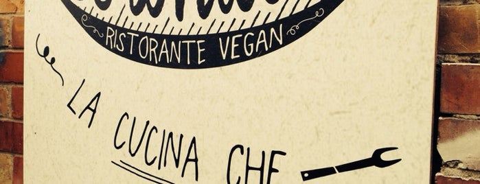 So What? is one of Mangiare vegan a Roma.