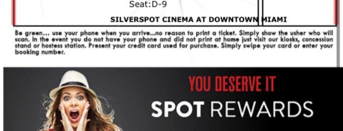 Silverspot Cinema is one of Noelia'nın Beğendiği Mekanlar.