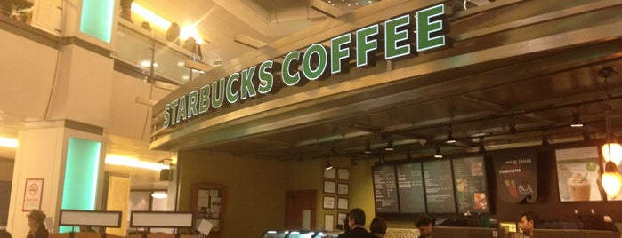 Starbucks is one of Yeni yerler 2.